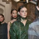 6/12 Designer Carolina Forss' Schjerfbeck-inspired fashion show in Helsinki