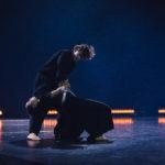 """Jarkko Mandelin from Kinetic Orchestra: """"The martial arts concept of transforming into water inspired I'm Liquid"""""""
