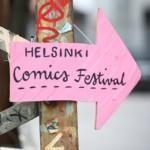 Tasa-arvoinen tulevaisuus näytillä Helsingin sarjakuvafestivaaleilla